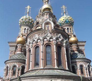 Rusko – St. Petersburg